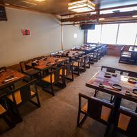 ≪座敷/テーブル≫シーンに合わせて使えるテーブル席