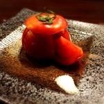 博多もつ鍋 福ヤ - フルーツトマト