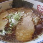 しな喜 - ラーメン(醤油)530円