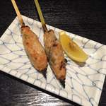 串しん坊 - つくね(190円)