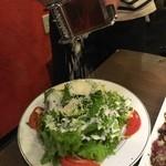 イタリアン&肉バル 北の国バル - チーズたっぷり♪