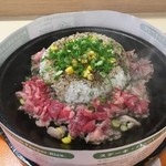 クニズ - 料理写真:お肉たっぷりビーフペッパーライス