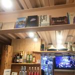 薬膳 LactoCafe(ラクトカフェ) - 清潔で可愛らしい気を基調とした店内