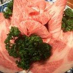 ちんや - 黒船コースのお肉。
