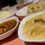 スリランカ料理 POLPOL - カリーたち