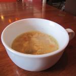 ディープティ - ランチスープ♪