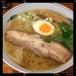 麺屋ひょっとこ - 和風柚子柳麺 730円