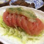 八たん - 冷やしトマト