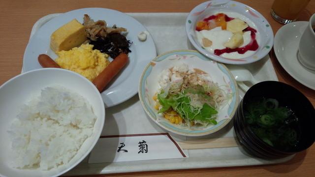 「ホテル京阪天満橋 朝食」の画像検索結果
