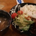 Moon-Stone - 松坂牛のハンバーグランチ