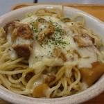 45614154 - チーズカレースパゲティ
