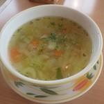 ボン・ビヴァン - 具沢山なスープ