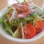 ボン・ビヴァン - トマト風味のサラダ