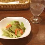 3世代で楽しめるイタリアン 「キッチンmatsui」 - サラダ