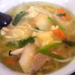 45615542 - 広東麺 塩味 830円