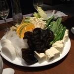 45618418 - 鍋野菜たち