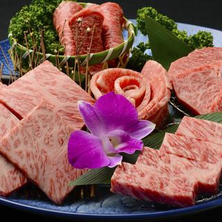 ★お肉に対する熱意と美味しさの追求―。本格韓国料理も豊富♪