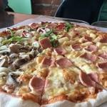 CALDA PIZZA - Fサイズ