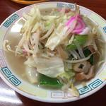 北京 - 料理写真:チャンポン=600円