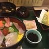 一天張駅前 - 料理写真:海鮮ちらし定食