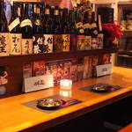 Dining kaze 池袋の風 - お酒の種類日本一宣言!ビール100・日本酒70・焼酎70・梅酒果実酒50など