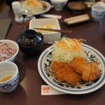 とんかつ浜勝 - 料理写真:浜勝ランチ