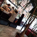 Ricardo's CAFE&DELI - ご注文はカウンターで