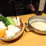 鍋vou家 - 豆乳鍋をチョイス!