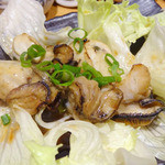 鍋vou家 - 牡蠣のバター醤油ソテー