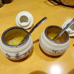 鍋vou家 - 生姜オイルとガーリックオイル