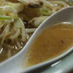福来軒 - スープ