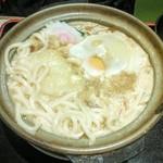 45626451 - 味噌煮込みうどん ¥1200