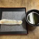 安永餅本舗 柏屋  - 美味い〜〜( ̄_ ̄*)じゅるぅうううう