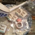 パティスリー ブーケ - ☆指輪のカタチも良い感じです☆