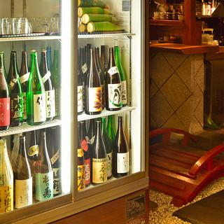 47都道府県の厳選地酒(日本酒)が飲み放題!?!?