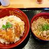 かつさと - 料理写真:かつ丼ランチ