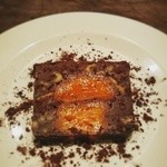 kiln - 干し柿とチョコレートのテリーヌ