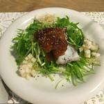 AGRI - 新鮮野菜のサラダ