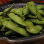 ご飯屋 おむすび - 枝豆