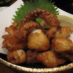 ご飯屋 おむすび - 蛸の唐揚げ