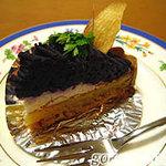 4563608 - 紫芋のタルト