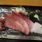 海鮮料理 おがわ - 料理写真:アオリイカも付いています。