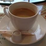 45633264 - H.27.8.22.昼 食後のコーヒー。