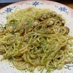 南伊食堂 ブッチリア - 料理写真:ボンゴレビアンコ