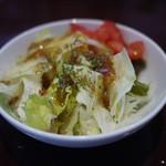 ハワイアンカフェ フラ・ラ 2 - サラダ~☆