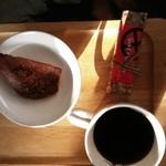 45634064 - 春駒とコーヒー