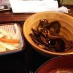居酒屋 まる甚 - 小鉢