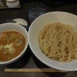 麺屋りゅう - つけ麺(大盛)¥800→¥500-