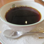 森のお菓子工房 木いちご - ホットコーヒー