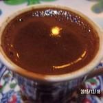 ウスキュダル - トルコ珈琲